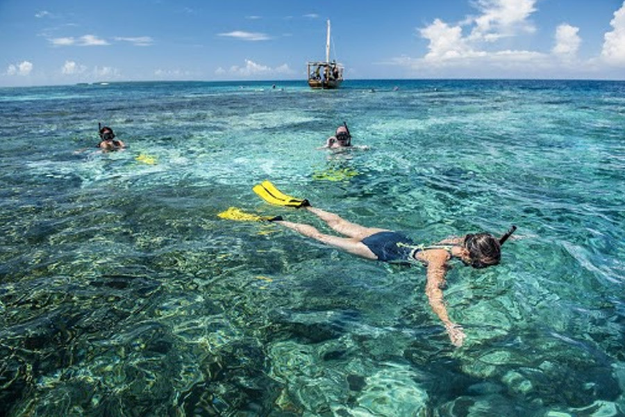 Blue Lagoon Snorkelling
