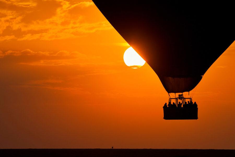 Hot air Balloon Safari Serengeti (only i.c.w game drive and park fee)