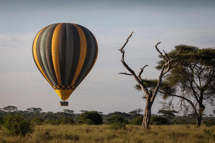 Hot air Balloon Safari Tarangire