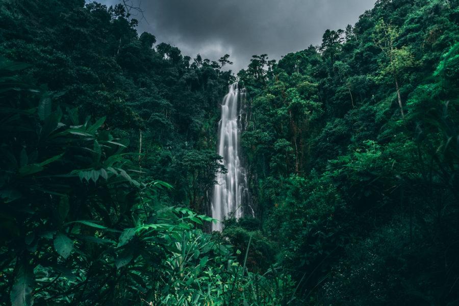 Materuni Waterfall (non P&W vehicle)