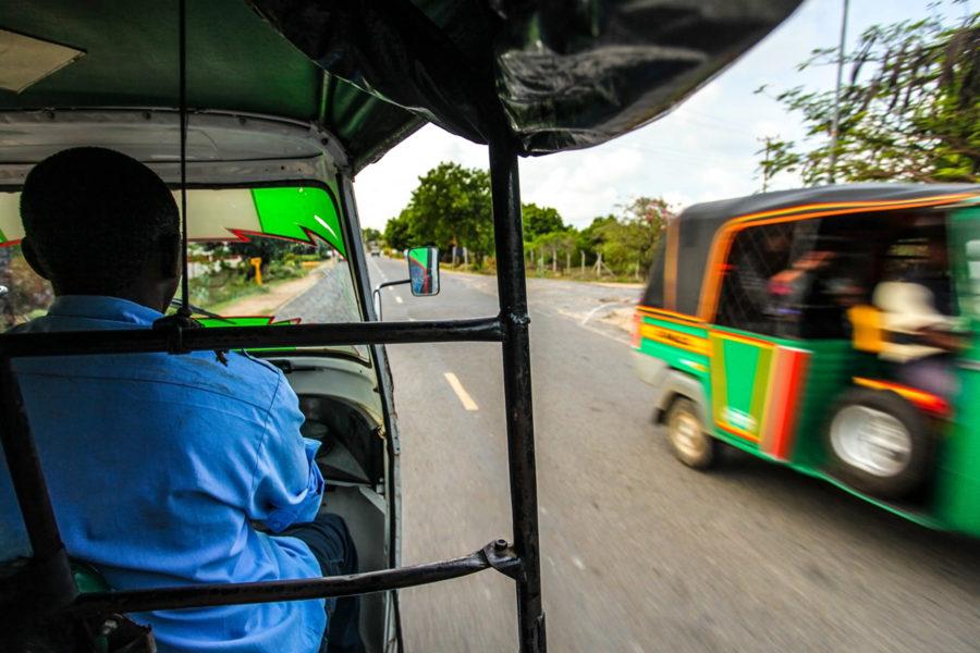 Tuk tuk village tour